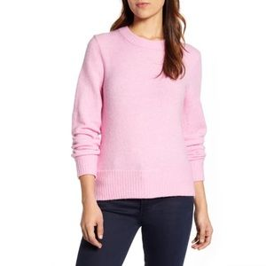 New J. Crew Crewneck Sweater in Super Soft Yarn